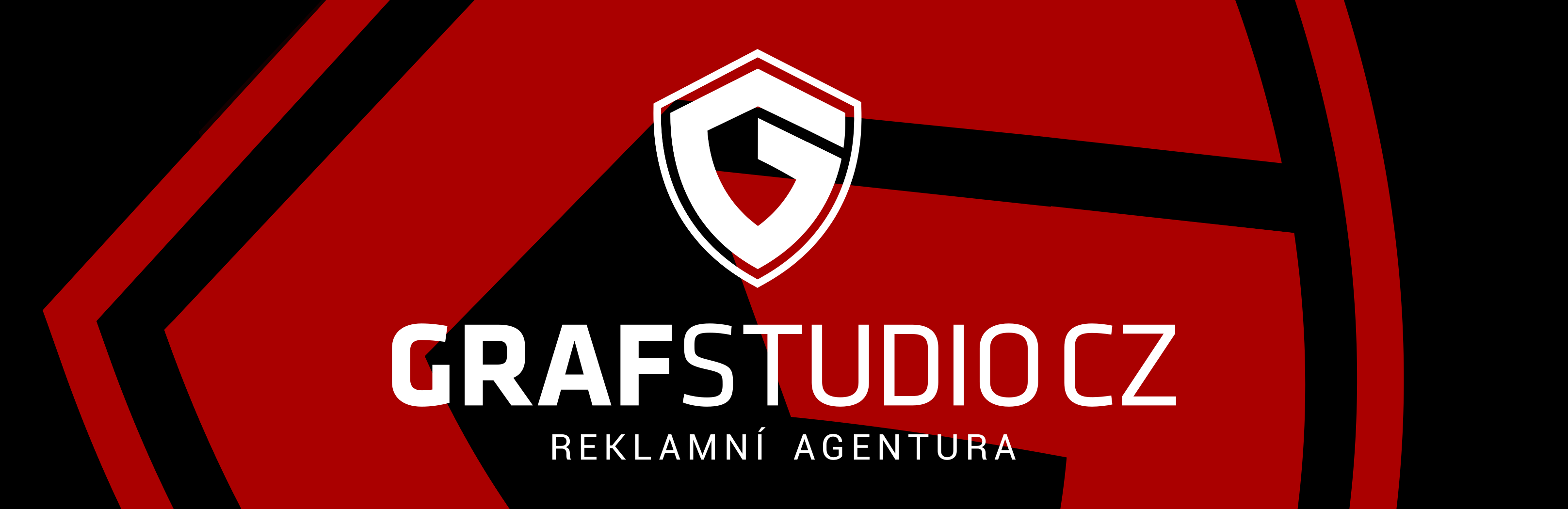 Banner Grafstudio.cz reklamní agentura