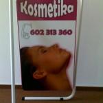 Výroba reklamní tabule
