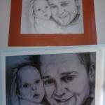 Tip na vánoční dárek: potěšte své blízké foto obrazy na zeď