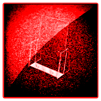 Plastové stojánky na zeď či výlohu