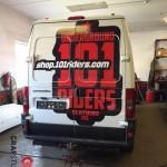Celopolep vozů - nové ukázky