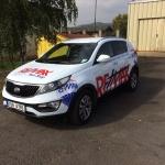 Reklamní agentura Grafstudio Vám připraví reklamu i na auto