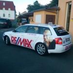 Celopolep vozu Audi