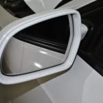 Celopolep automobilu - detail zrcátka