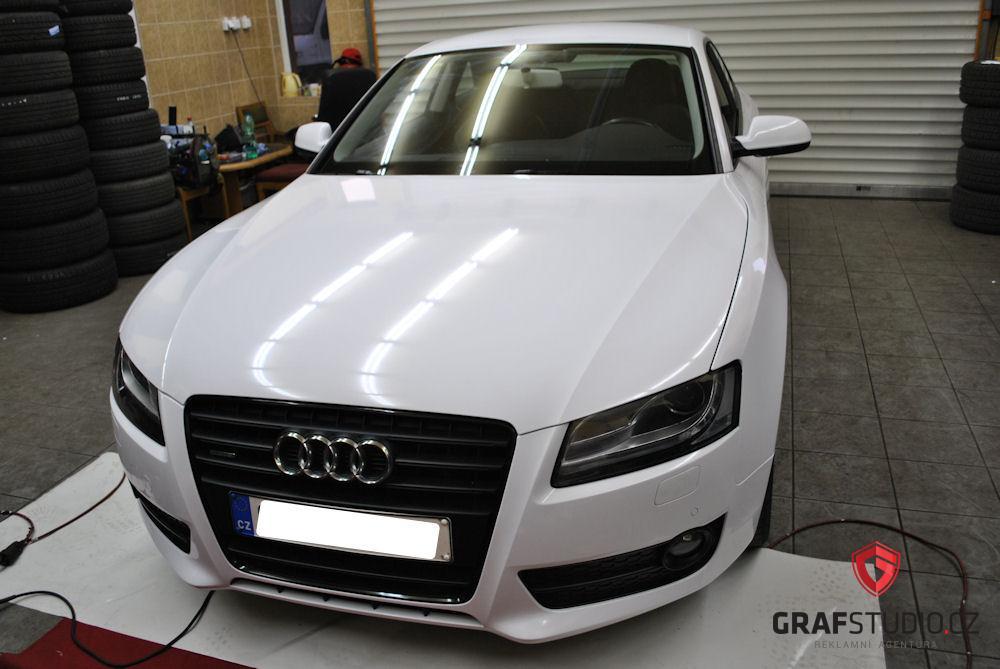 Celopolep automobilu Audi