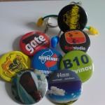 Reklamní předměty odznaky