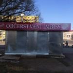 renovace stánku polep