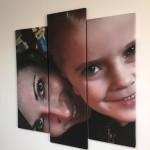 Výroba fotoobrazů na plátno - nové ukázky