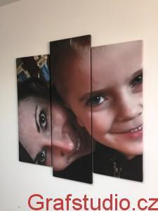 Výroba fotoobrazů na plátno – nové ukázky