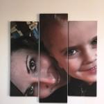 fotoobraz na 3 plátnech