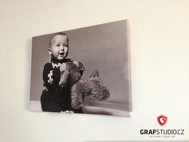 Výroba obrazů na plátno reklamní agentura