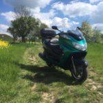 Celopolep motocyklu