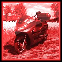 Polep motocyklů