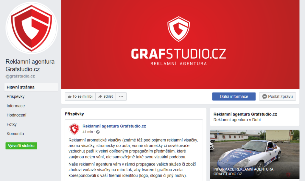 facebook grafstudio
