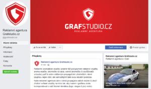 Grafstudio najdete nově i na Facebooku!
